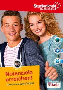 """Studienkreis-Broschüre """"Notenziele erreichen"""" – Woerterwelt"""