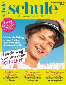 Cover Magazin SCHULE 4/2017
