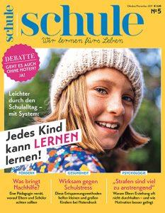 Cover Magazin SCHULE 5/2017