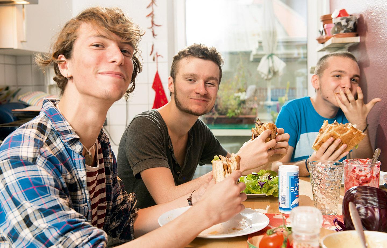 Jugendliche Veganer – Magazin SCHULE