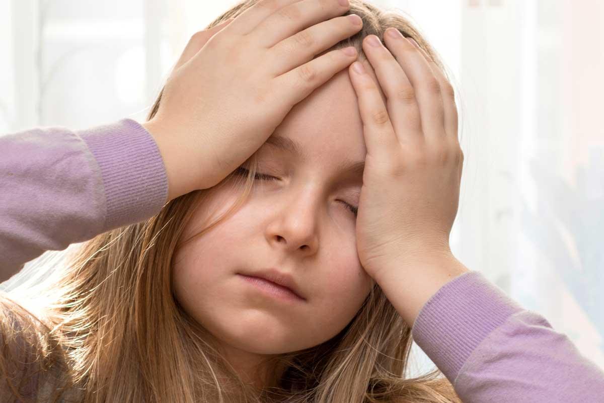 Kopfschmerzen bei Kindern – Magazin SCHULE