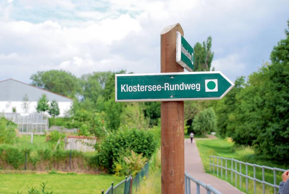 wandern mit kindern havelland / Magazin SCHULE / NaturOrte