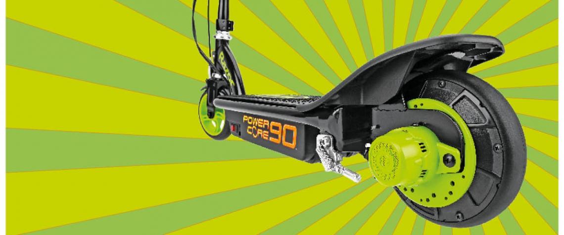 E-Roller – der elektrische Scooter - Magazin SCHULE