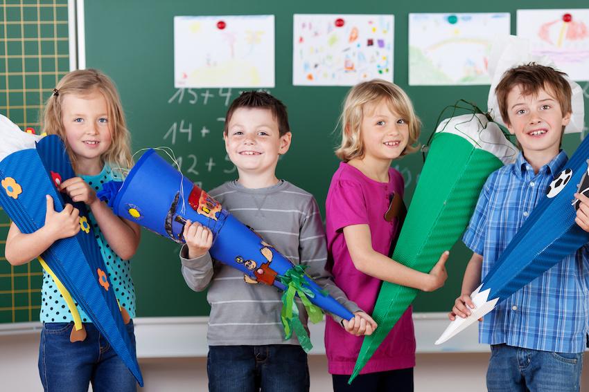 Erster Schultag – Magazin SCHULE ONLINE