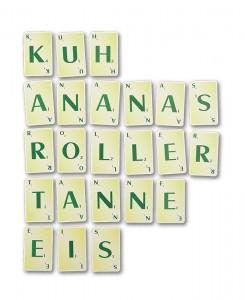 Lernspiel mit Buchstabenkarten – Kartenbaum – Magazin