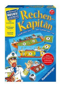 Rechen-Kapitän – Ravensburger – Magazin SCHULE ONLINE