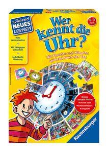 Wer kennt die Uhr? – Ravensburger – Magazin SCHULE ONLINE