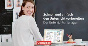 Cornelsen – Unterrichtsmanager