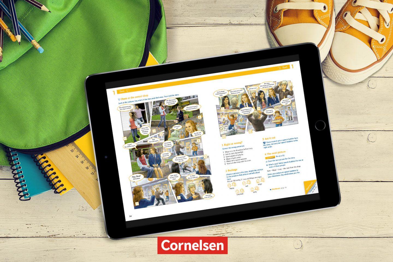 Cornelsen – Besser lernen mit Smartphone und Tablet