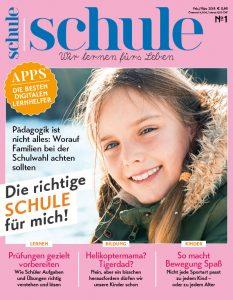 Cover Magazin SCHULE 1/2018