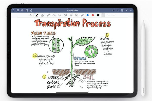 GoodNotes – Sinnvolle Apps für die Schule und Hausaufgaben