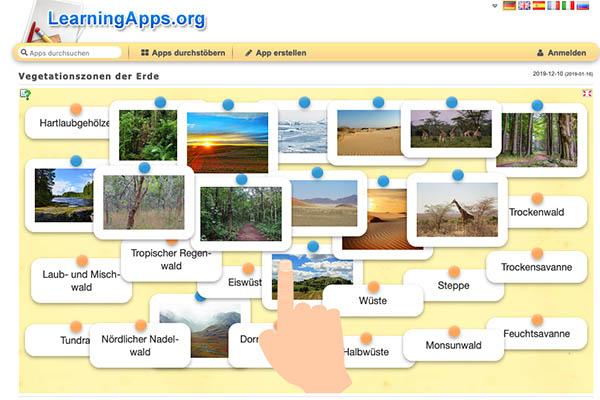 LearningApps - Sinnvolle Apps und Websites für die Schule und Hausaufgaben
