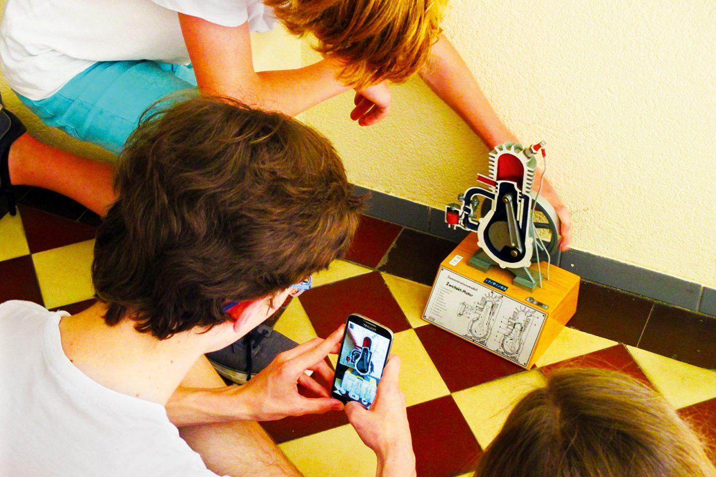 Digitales Lernen – Erklärvideo – Magazin SCHULE ONLINE
