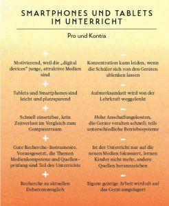 Digitales Lernen – Pro und Kontra – Magazin SCHULE ONLINE