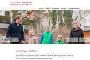 familienteam.org – Website Johanna Graf – Magazin SCHULE ONLINE