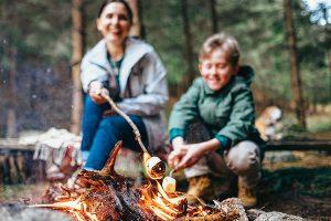 Feuer machen – Offline-Ferien – Magazin SCHULE ONLINE