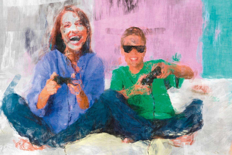 Mädchen-Mama oder Jungs-Mutter – Magazin SCHULE ONLINE