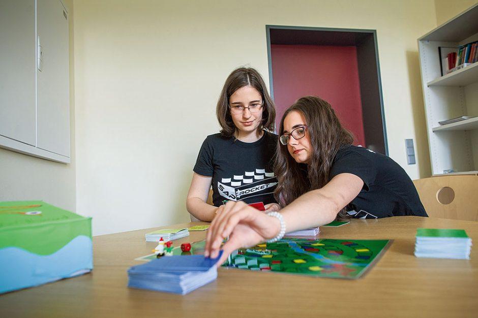 Robotik-Unterricht – Frauenpower – Magazin SCHULE ONLINE
