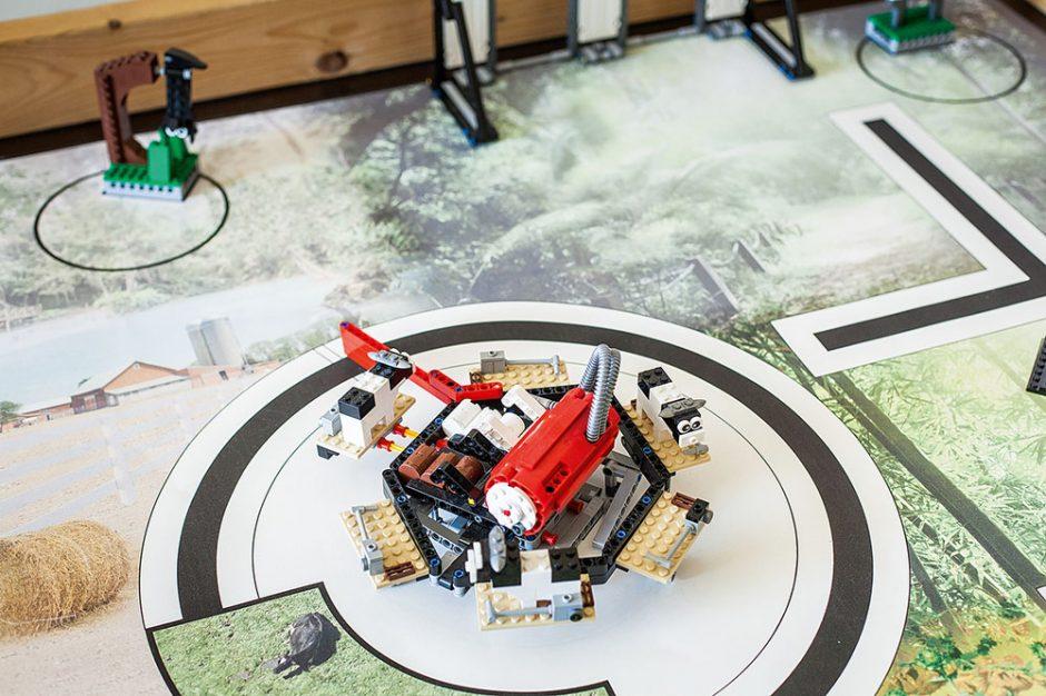 Robotik-Unterricht – Gesellschaftsspiel – Magazin SCHULE ONLINE
