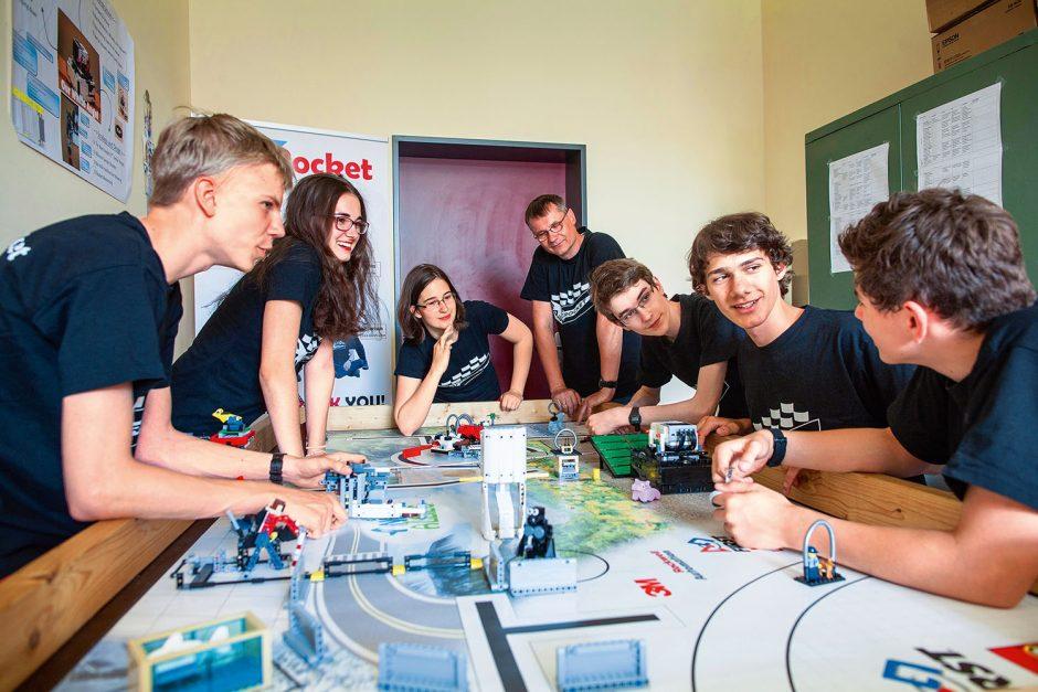 Robotik-Unterricht – Magazin SCHULE ONLINE