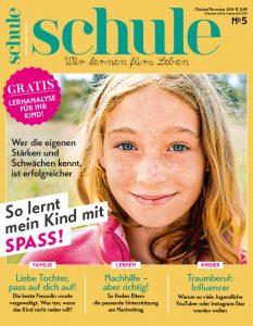 Cover Magazin SCHULE 5/2018