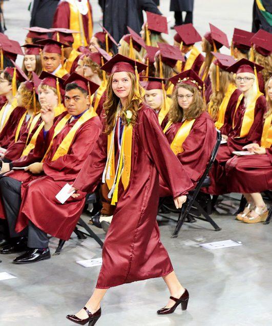 Abschlussfeier – Harvard trotz Gehirntumor – Magazin SCHULE ONLINE