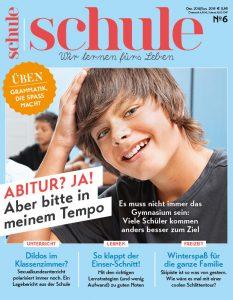 Cover Magazin SCHULE 6/2018