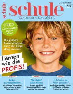 Cover Magazin SCHULE 2/2019