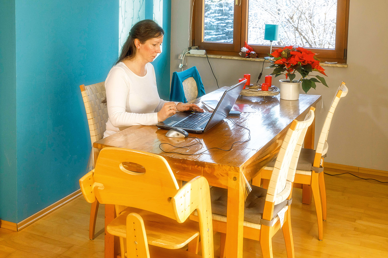 Wie gelingt das Homeoffice? – Magazin SCHULE ONLINE