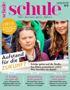 Cover Magazin SCHULE 3/2019