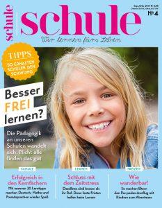 Cover Magazin SCHULE 4/2019