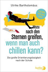 """Cover """"Wozu nach den Sternen greifen, wenn man auch chillen kann?"""" – Magazin SCHULE ONLINE"""