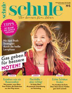 Cover SCHULE 5/2019