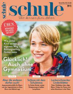 Cover Magazin SCHULE 1/2020