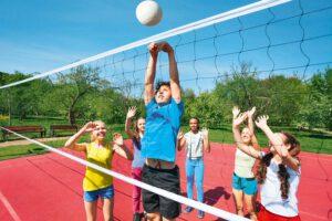Volleyball – Sportart finden – Magazin SCHULE