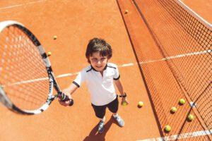 Tennis – Sportart finden – Magazin SCHULE
