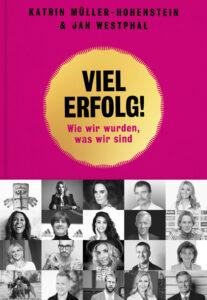 """Cover """"Viel Erfolg"""" von Katrin Müller-Hohenstein – Magazin SCHULE"""