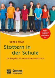 "Cover ""Stottern in der Schule"" – Magazin SCHULE"