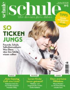 """Cover """"schule"""" 5/2020 – Magazin SCHULE"""