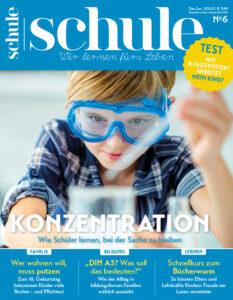 """Cover """"schule"""" 6/2020"""
