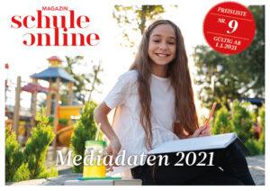 Mediadaten Magazin SCHULE ONLINE 2021