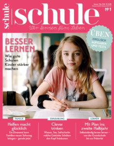 """Cover """"schule"""" 1/2021"""