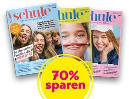 "Abo Print-Heft ""schule"""