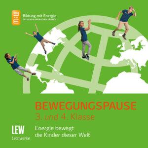 3malE-Bewegungspause – Cover Booklet