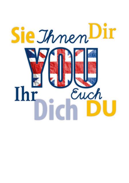 Lustige Grammatik – Sie Du Ihr vs. you