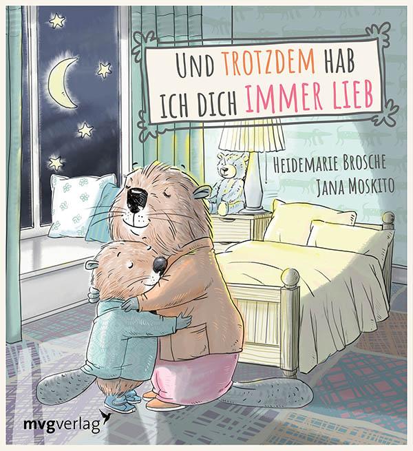 Und trotzdem hab ich dich immer lieb – Heidemarie Brosche – Magazin SCHULE