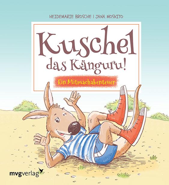 """""""Kuschel, das Känguru"""" von Heidemarie Brosche"""