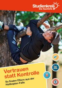 Vertrauen statt Kontrolle – Gratis-Broschüre des Studienkreises