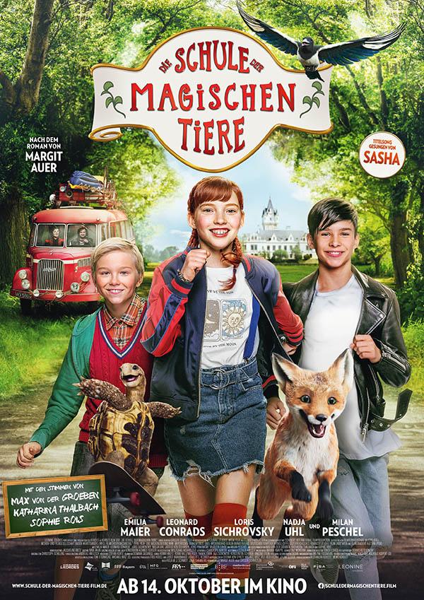 Die Schule der magischen Tiere – Kinofilm – Magazin SCHULE